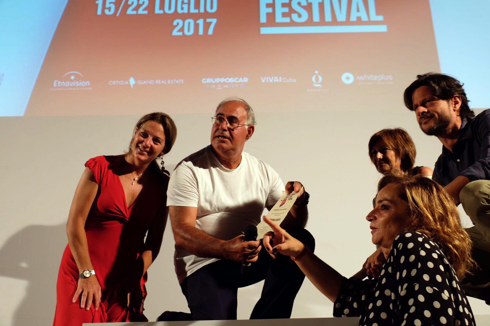 """Cinema, a Ortigia film festival  un premio pure al corto """"Il silenzio"""""""