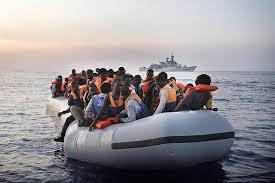 Migranti: salvati 2300 profughi al Largo di Sicilia