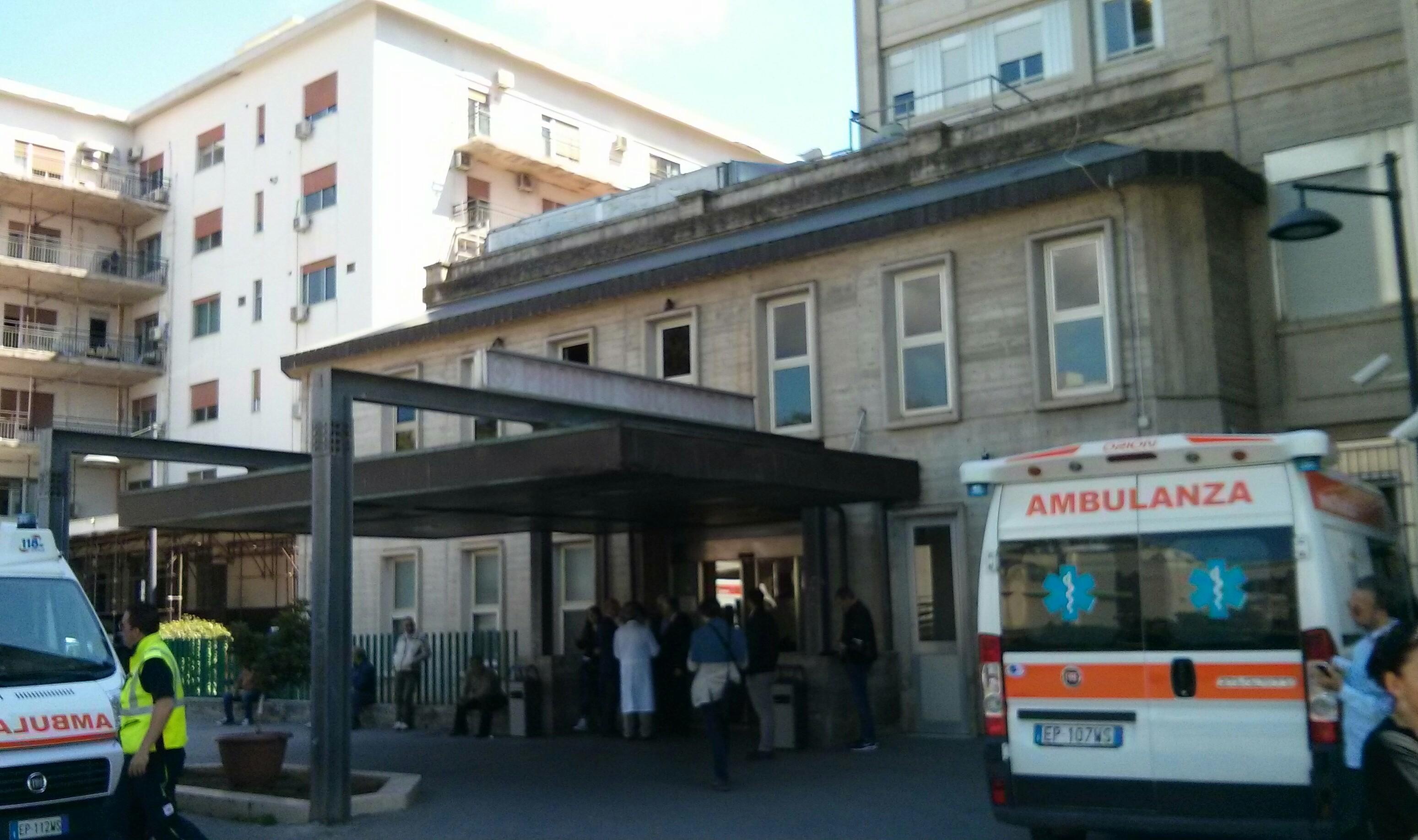 Palermo, dipendente ospedale aggredito da parente di un paziente