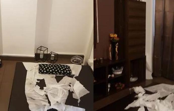 Centro massaggi sequestrato a Catania, studentessa incinta si prostituiva