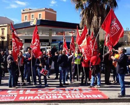 Ex Provincia di Siracusa, continua la protesta dei lavoratori: sit in il 31 luglio