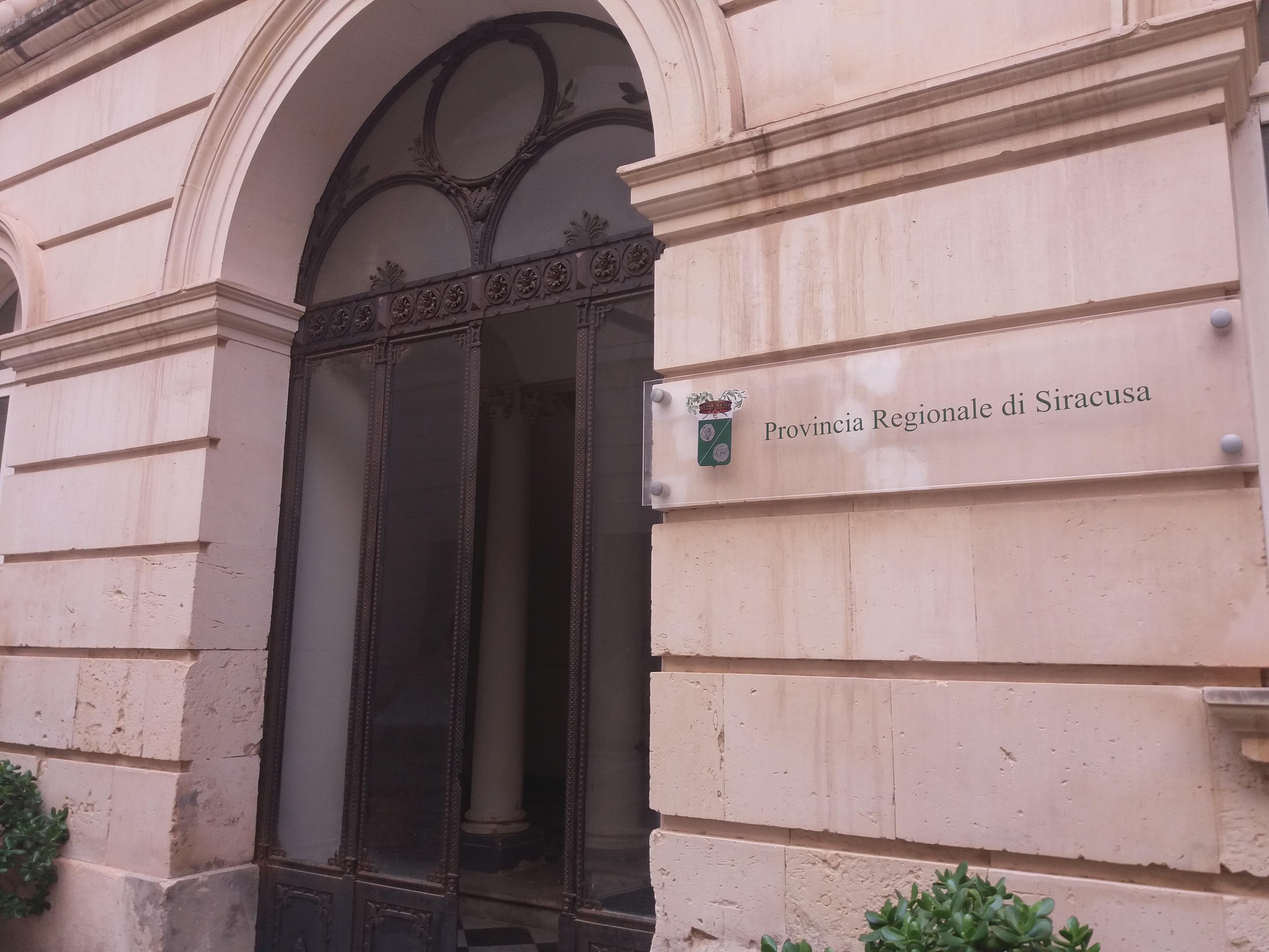 La Regione stanzia 20 milioni di euro per il Libero Consorzio di Siracusa