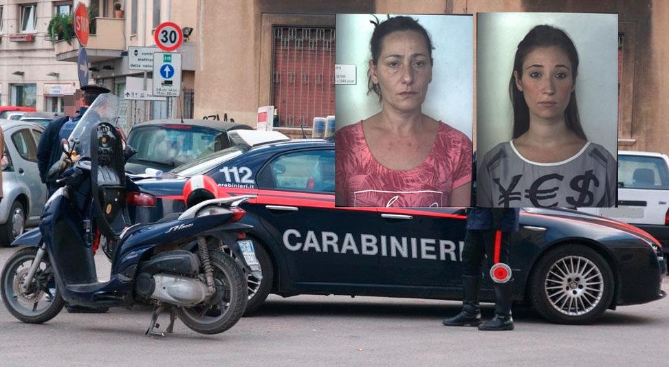 Siracusa, rapinatrici scoperte picchiano la moglie della vittima per coprirsi la fuga
