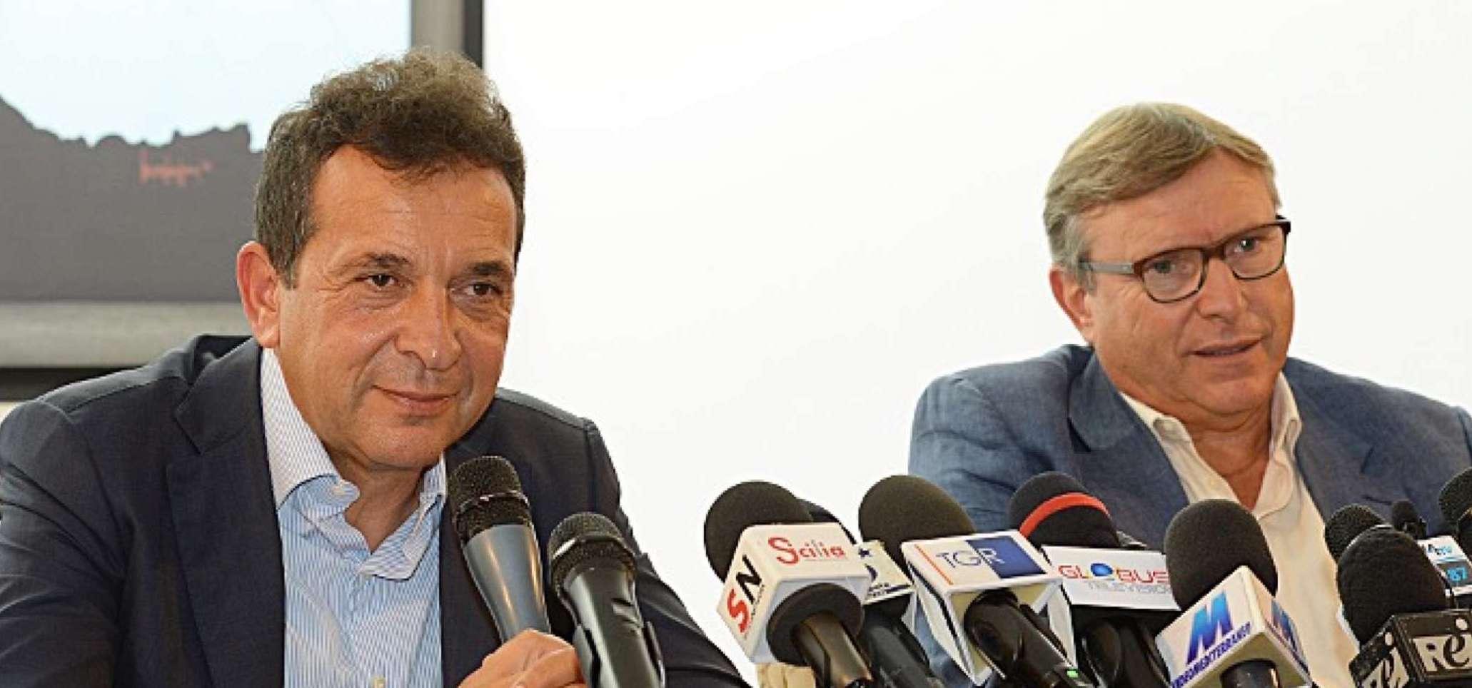 Il patron del Catania Pulvirenti : il mio riscatto passa per le promozioni in B ed in A