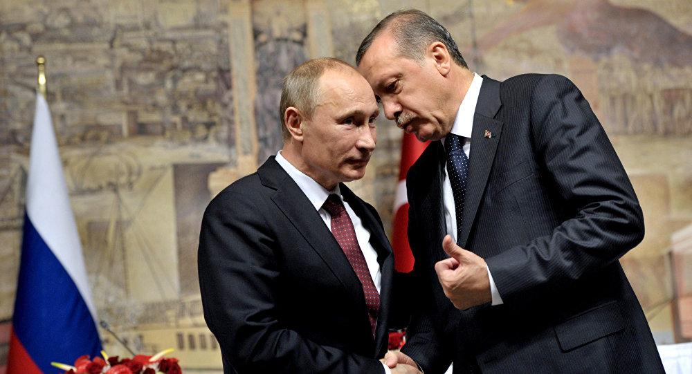 La crisi in Siria, si lavora a contatti Putin - Erdogan