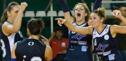 Volley, in B2 donne la Pvt Modica vince con Messina: corsa alla vetta solitaria
