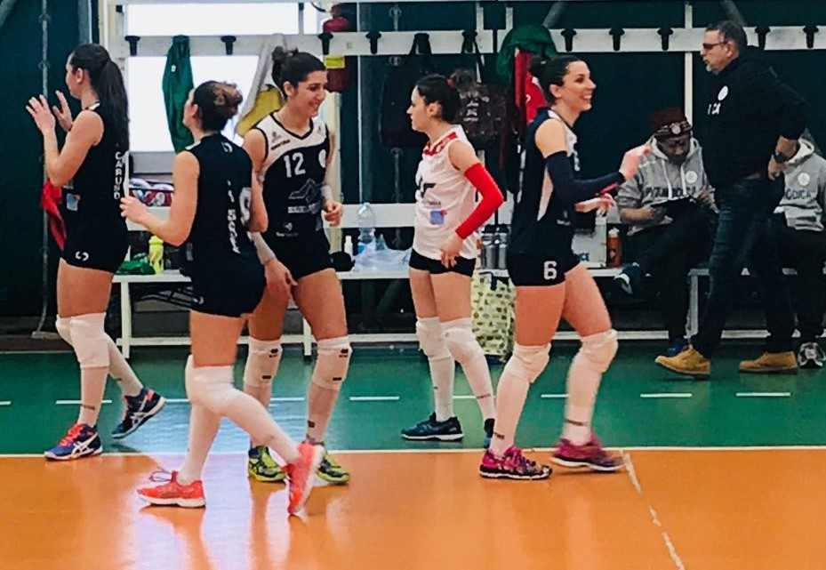 Volley: la Pvt Modica