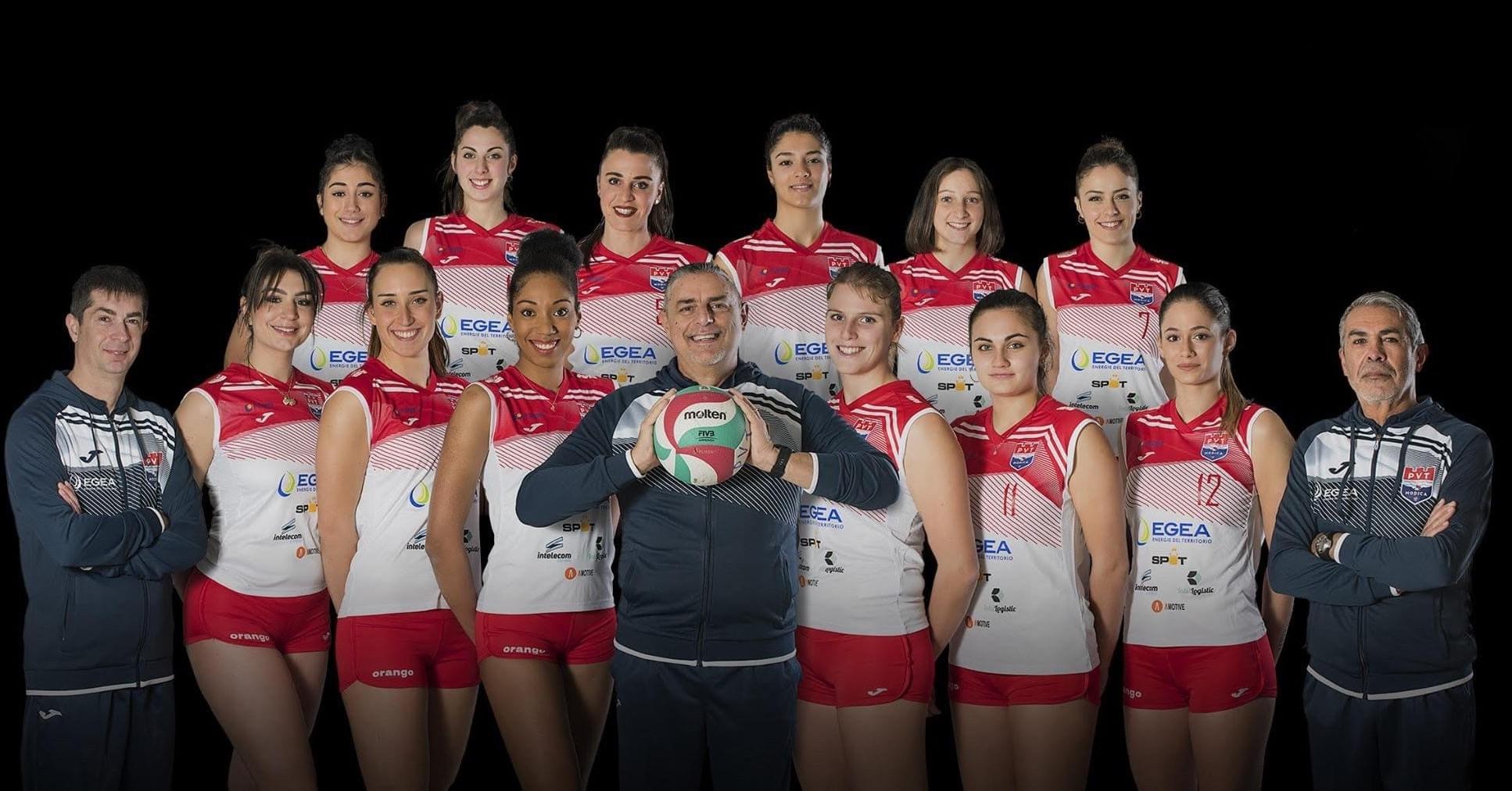 """Pallavolo, B1 femminile: la Pvt Modica """"stecca"""" la prima e si arrende a Reggio Calabria"""
