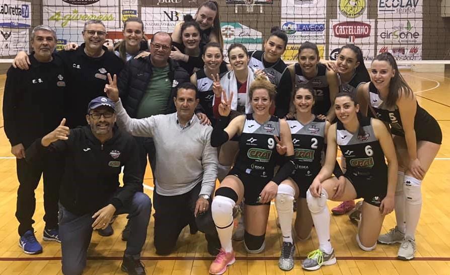 Volley femminile, la Pvt Modica chiude il campionato di B1 al quinto posto