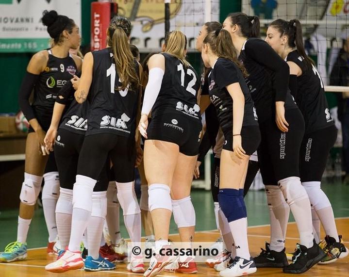 Pallavolo, B1 femminile: la Pvt Modica si arrende all'Aragona ma recrimina per l'arbitraggio