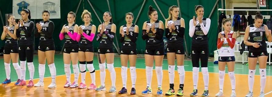 Pallavolo, B1 femminile: la Pvt Modica riprende a vincere in casa ai danni di Isernia ( 3 a 2 )