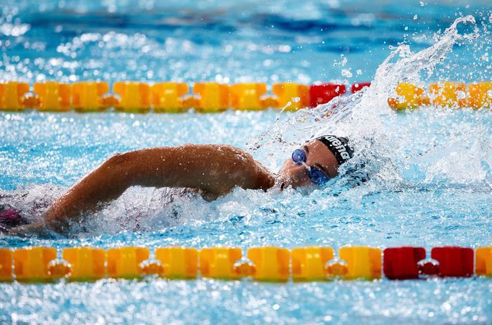 Europei, Simona Quadarella regina del nuoto: oro pure su 400 metri stile libero