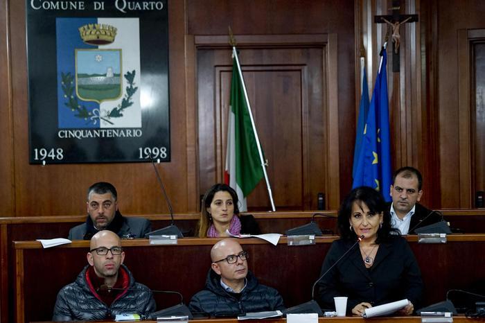 """Il sindaco di Quarto, Capuozzo: """"Non ho alcuna intenzione di dimettermi"""""""
