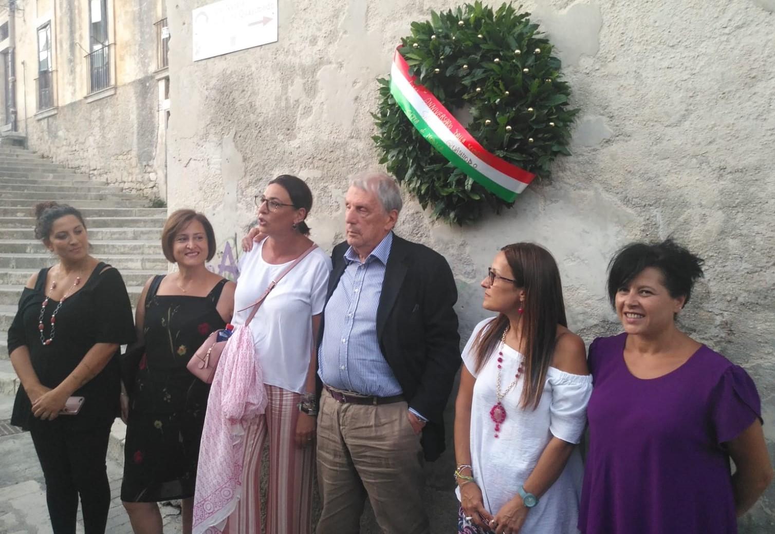 Modica, concluse manifestazioni per il 118° anniversario della nascita di Quasimodo