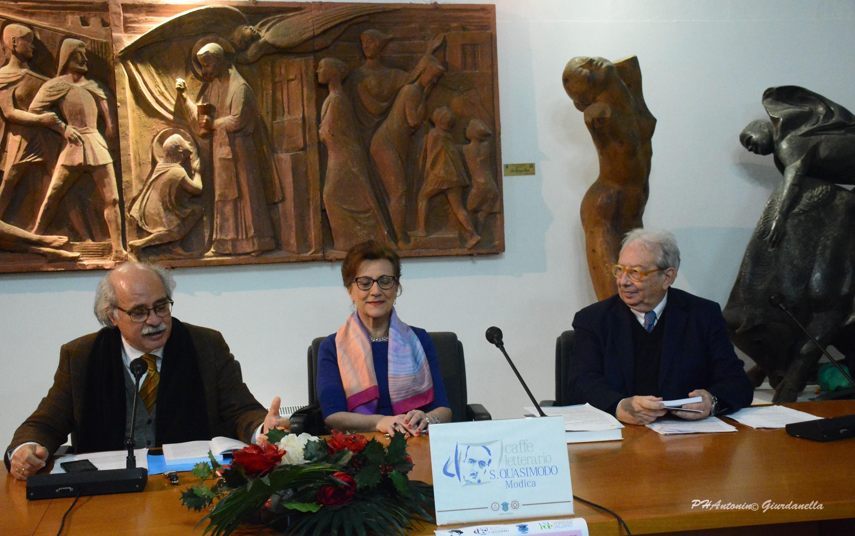 Modica, serata letteraria: presentato il libro di Sandra Vita Guddo