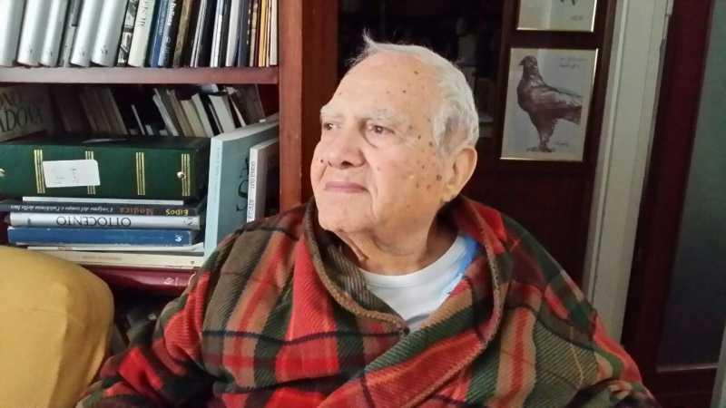 E' morto a Palermo il giornalista - scrittore Giuseppe Quatriglio