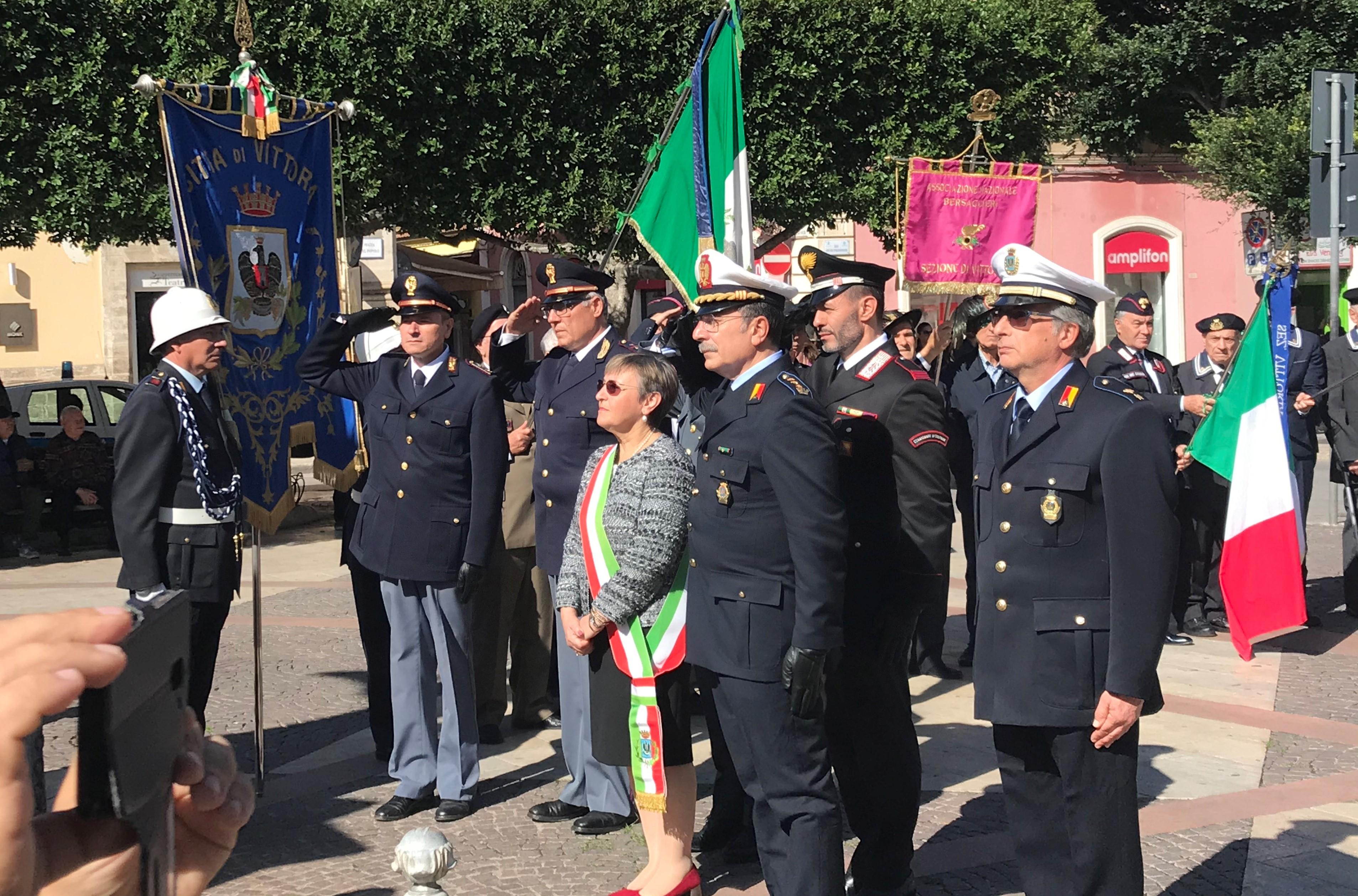 Ricorrenza del 4 novembre, diverse celebrazioni nel Ragusano