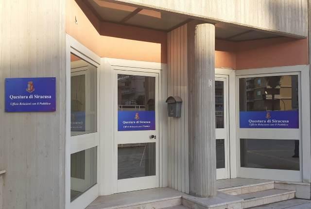 Nuovi orari degli uffici della Questura di Siracusa
