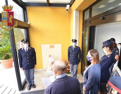 Ragusa, in Questura ricordo dei due poliziotti morti un anno fa a Trieste