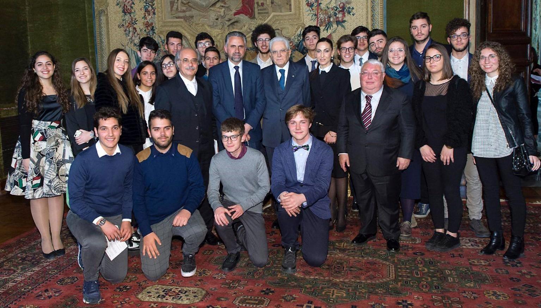 Locri. Il Presidente della Repubblica Sergio Mattarella ricorda le vittime delle mafie