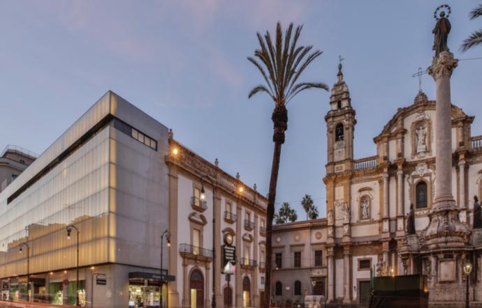 Petizione on line per dire no alla chiusura della Rinascente di Palermo