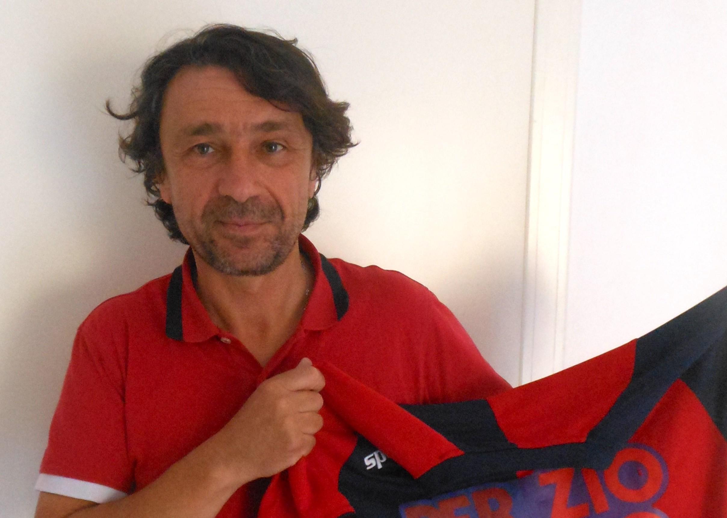 Franco Rappociolo è il nuovo allenatore del Modica: è un ritorno in rossoblù