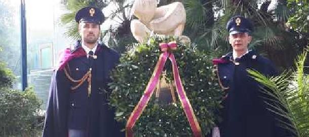 Ricordato a Catania l'ispettore Raciti, la vedova: rispetto per la vita