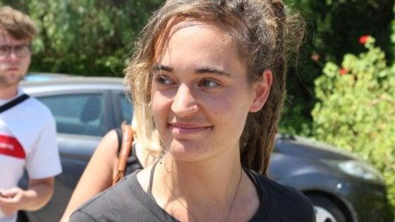 Carola Rackete lascia l'Italia, dopo l'interrogatorio ad Agrigento è tornata in Geramania