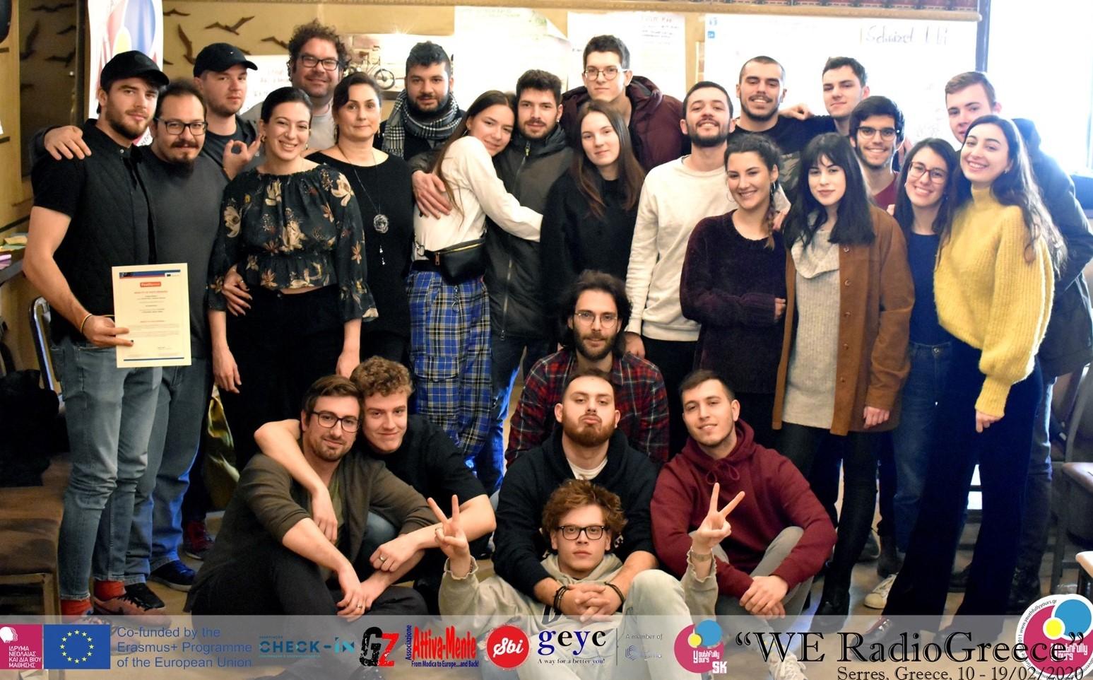 Ragusa, rientrata la delegazione di ragazzi impegnati in progetto Erasmus in Grecia