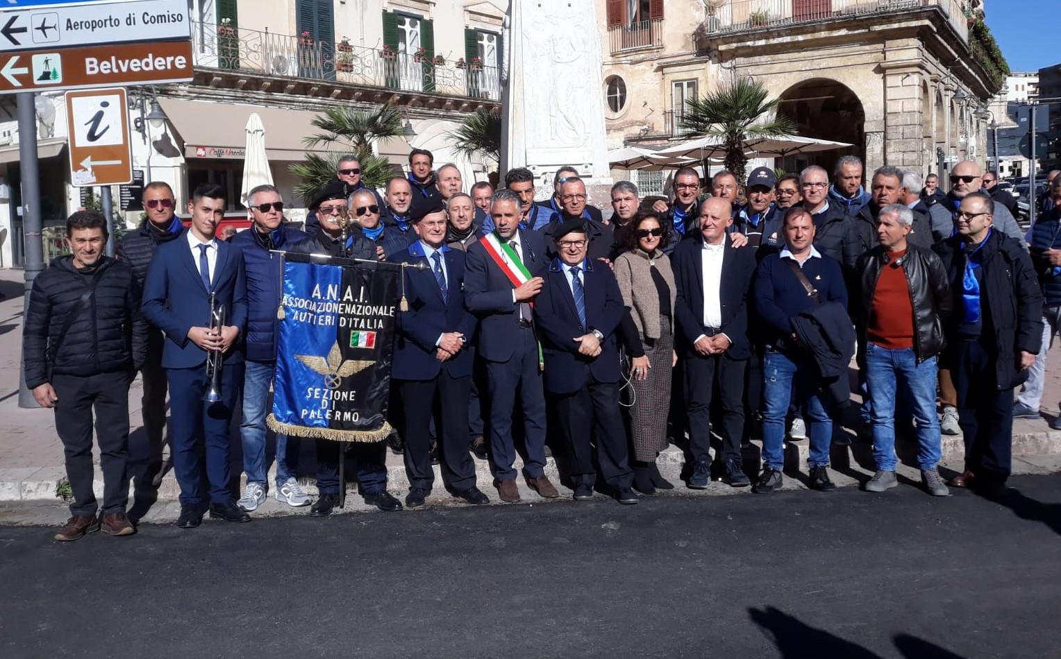 Modica, raduno dell'Associazione nazionale autieri d'Italia