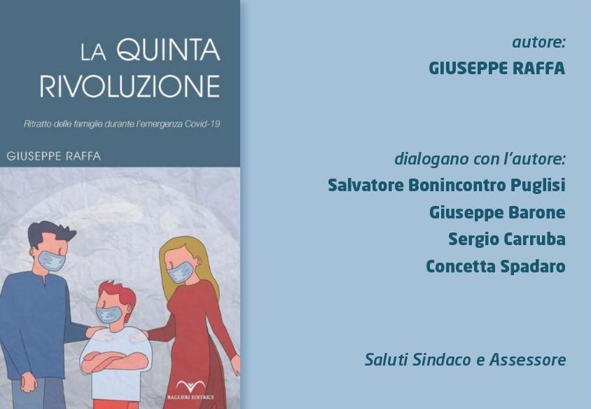 Le famiglie durante l'emergenza Covid, a Modica si presenta il libro di Giuseppe Raffa