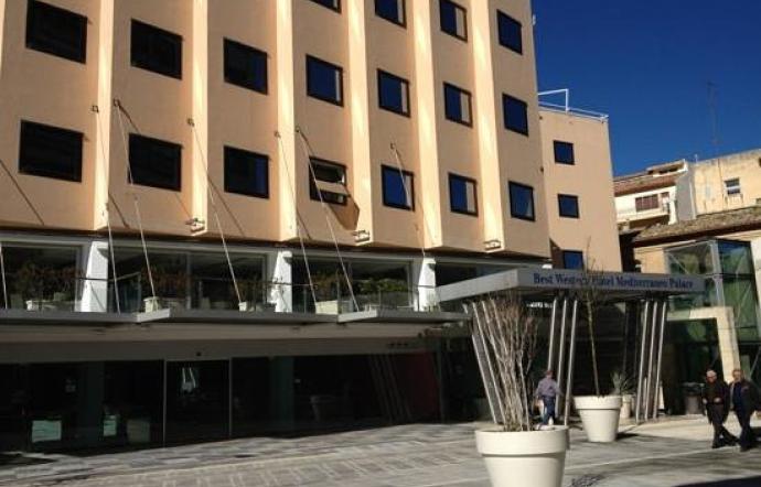 Ragusa, arrestato rappresentante legale di albergo per bancarotta