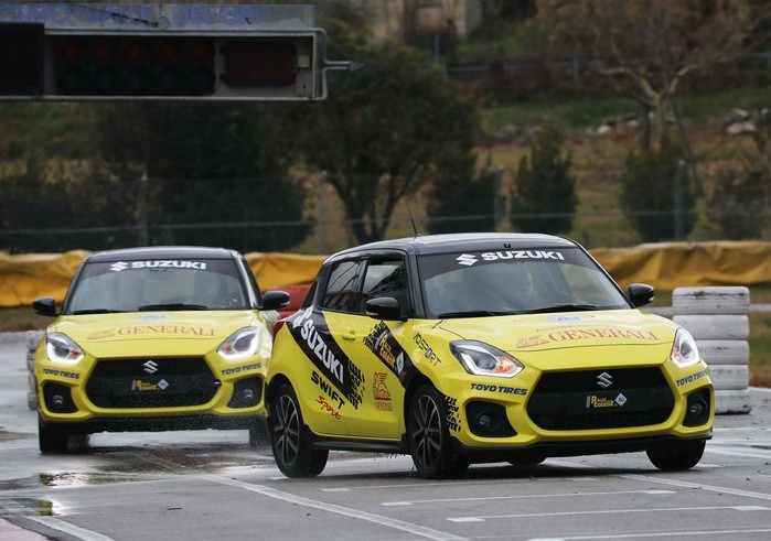 Rally Talent Italia sbarca in Sicilia: nel week end si corre a Pergusa