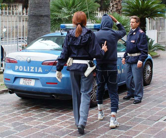 Rapina aggravata a Lentini, minorenne in istituto di pena