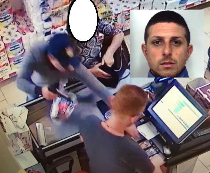 Assalto a un mini market di Scordia, arrestato il responsabile