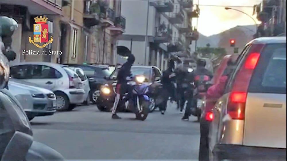 Rapina violenta a Palermo, arrestato giovane ricercato