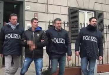 Palermo, 17 rapine in 2 mesi: preso