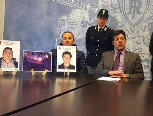 Da Palermo ad Asti per assaltare le banche: scattano sette arresti