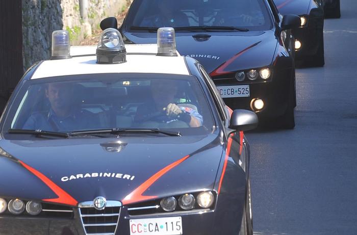 Associazione di stampo mafioso, 36 arresti a Reggio Calabria