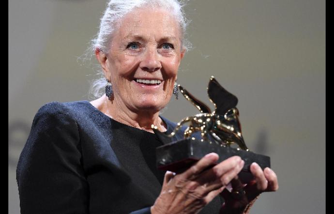 """Teatro, a Vanessa Redgrave il premio """"Eschilo d'oro"""" a Siracusa"""