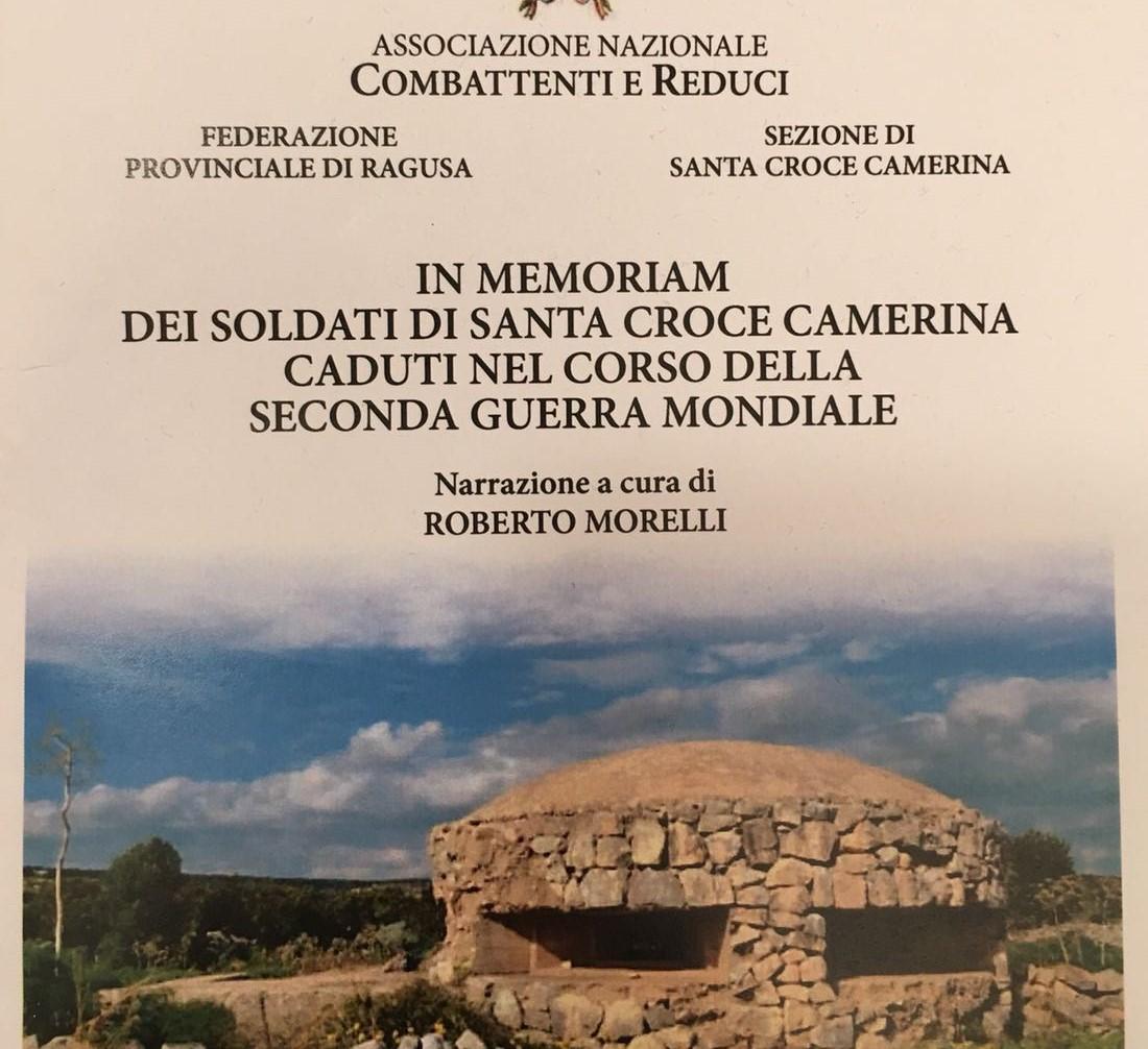 """Ragusa, presentazione del volume """"Lo sbarco in Sicilia del 1943"""""""