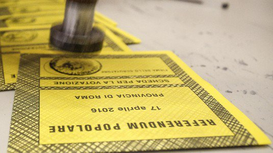 Siracusa, referendum trivellazioni: alle 19 affluenza al 19,74%