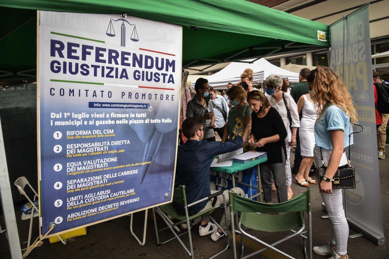 Giustizia, Samonà: gli italiani vogliono un profondo cambiamento del sistema