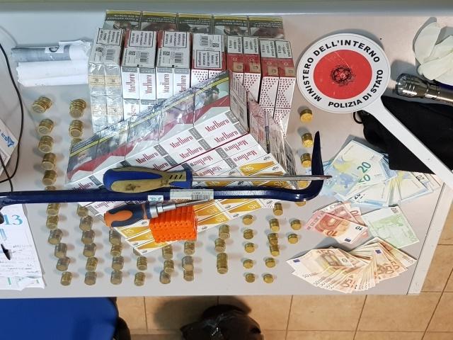 Siracusa, furto in una tabaccheria: due ladri scoperti e denunciati