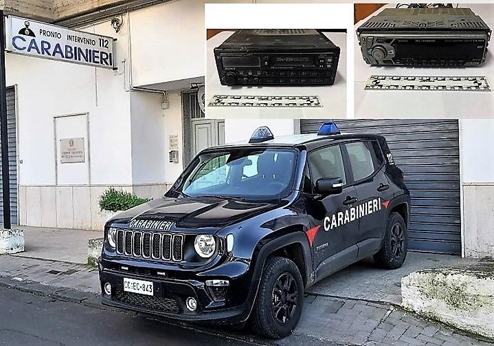 Militello Val Catania, ripulisce un'auto: denunciato