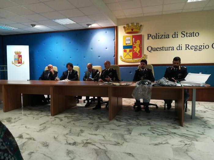 Tentata rapina a portavalori, cinque arresti  a Reggio Calabria