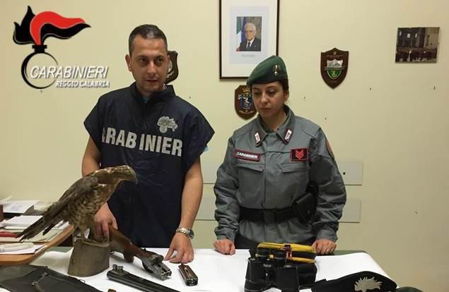 """Operazione """"Lampo"""" a Reggio Calabria, due fermi e tre arresti"""