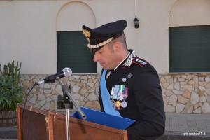 """""""Attenzione ai reati predatori"""", si è insediato il nuovo comandante dei carabinieri di Ragusa"""