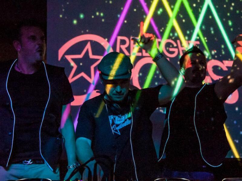 Augusta, al Gran Ballo del Liceo Scientifico il live show dei Relight Orchestra
