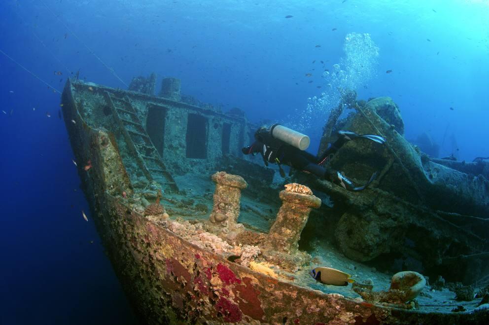 Relitto di guerra nel Canale di Sicilia, concluso il monitoraggio